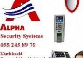 Biometrika - Kartlı keçid, barmaq izi, üzle tanıma