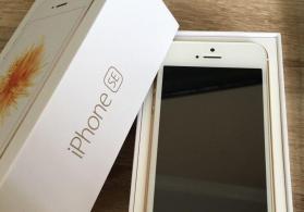 iPhone SE Gold 16 GB