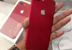 Unlocked apple iphone 7 plus red edition