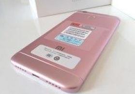 Xiaomi Redmi 4X Pink, 32GB