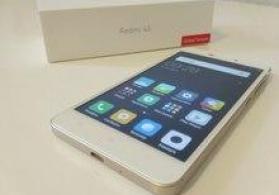 Xiaomi Redmi 4A Gold, 16GB