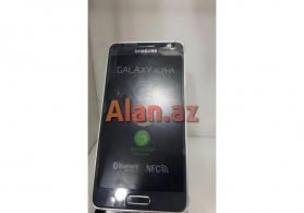 Samsung alphatelefonu