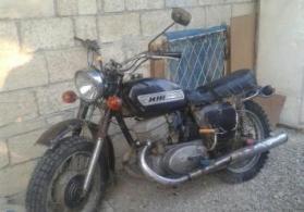 Motosiklet  Ij planet 5