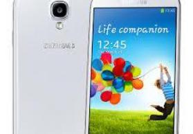 Samsung s4 satılır