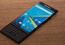 Ucuz blackberry priv satılır