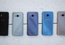 """""""Samsung Galaxy"""" telefonlar"""