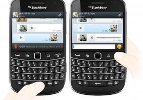 Blackberry mobil telefonlarının satışı