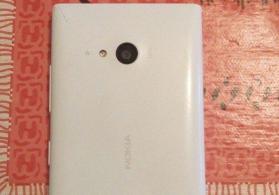 Nokia lumia.
