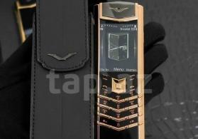 Vertu Signature S Design Gold Yellow