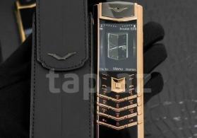 Vertu Signature S Design Gold Yellow