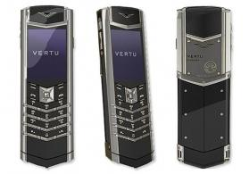Vertu Signature S Design Silver Ultimate Ceramica