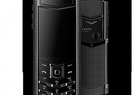 Vertu Signature S Design Clouse De Paris Black