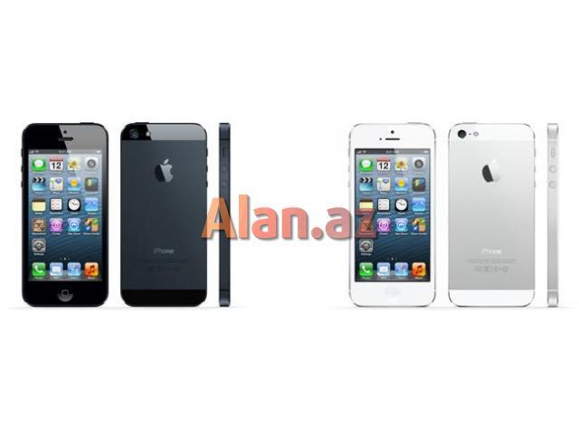 iphone 5 satılır yeni orginal
