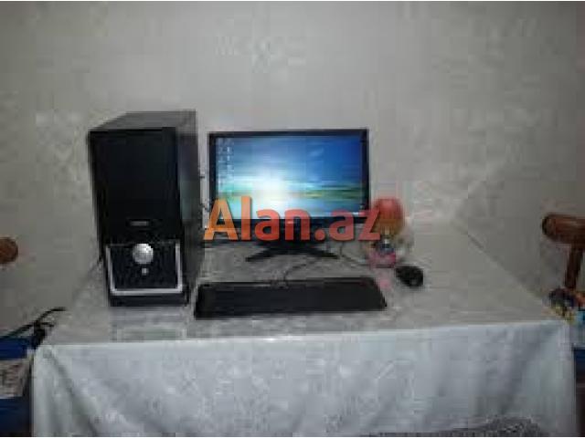 islenmis ucuz komputer satilir, satiram