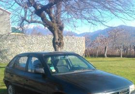 Opel Astra 1992 il