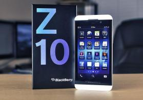 BlackBerry Z 10 White