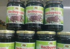 Keçibuynuzu bəhməzi - yerli istehsal