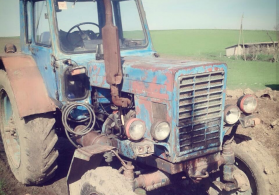 traktor mtz 80
